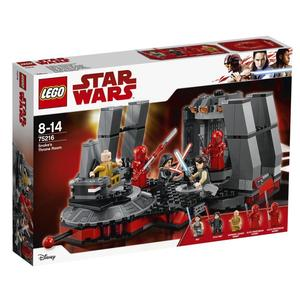 LEGO Star Wars 75216 Snokes Thronsaal