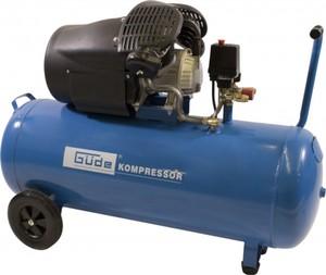 Güde Kompressor 412/8/100 ,  8 bar, 100 l, 228 l/min, 2,2 KW, 2 Zylinder
