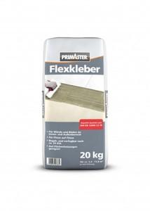 PRIMASTER Flexkleber 20 kg ,
