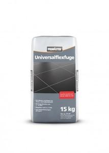 PRIMASTER Universalflexfuge silbergrau 15 kg ,