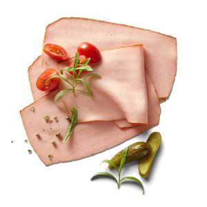 Delikatess-Fleischkäse