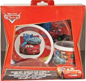 p:os Frühstücksset Disney Cars