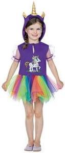 Kostüm Regenbogen-Einhorn