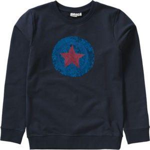 Sweatshirt NITINGER Gr. 122/128 Mädchen Kinder