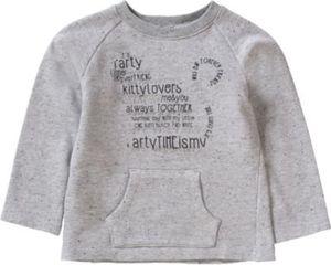 Sweatshirt mit Kängurutasche Gr. 128 Mädchen Kinder