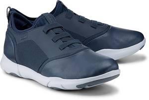 Sneaker Nebula von Geox in blau für Herren. Gr. 41
