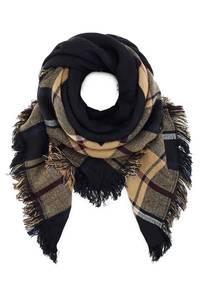 Trend-Schal von Cox in schwarz für Damen