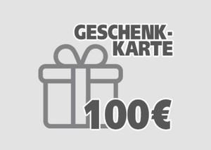 Geschenkgutschein ,  100 EUR Geschenkkarte per E-Mail