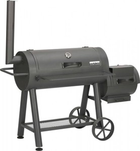 Primaster Holzkohlegrill Smoker ,  Mississippi