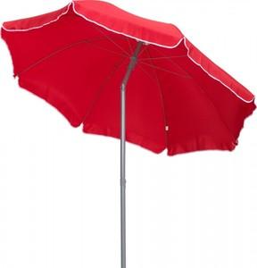 TrendLine Sonnenschirm ,  rot, Ø 180 cm