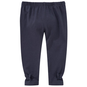 Mädchen Capri-Leggings mit Applikation