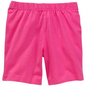 Mädchen Radler in Pink