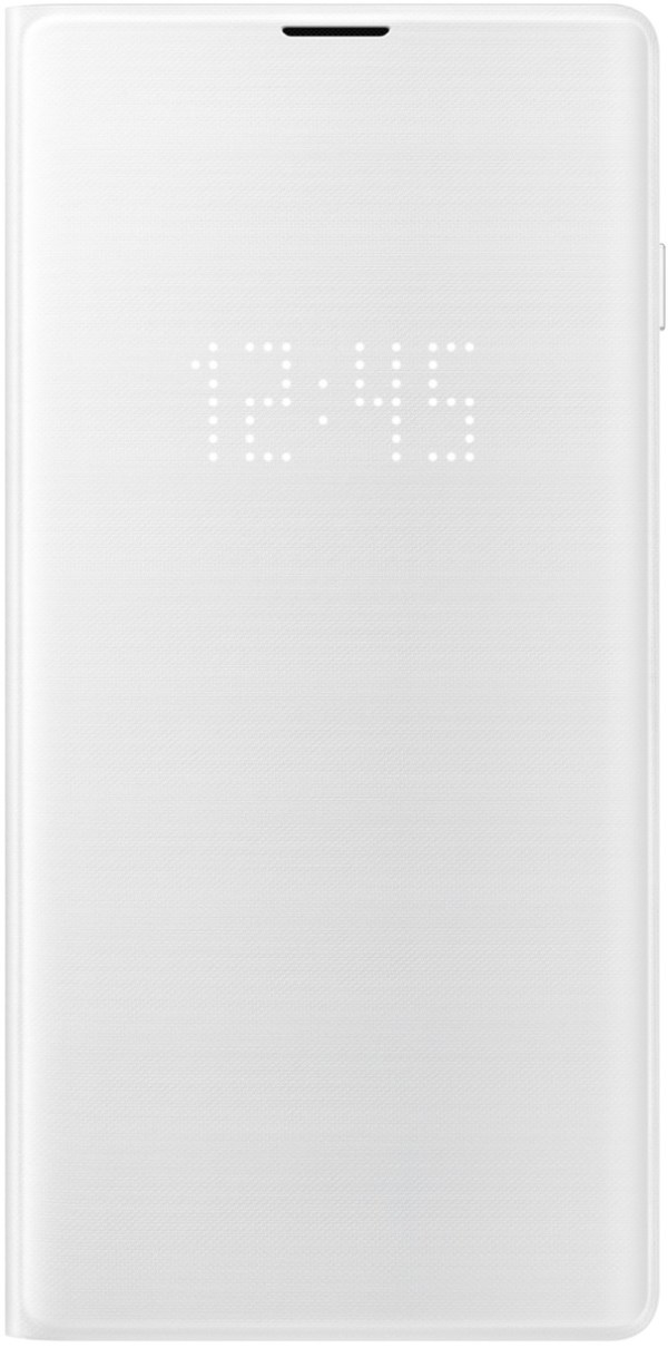 Samsung LED View Cover für Galaxy S10 weiß