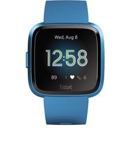 Fitbit Versa Lite Smartwatch marina blue/marina blue aluminum