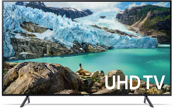 Samsung UE43RU7179U 108 cm (43´´) LCD-TV mit LED-Technik kohlschwarz / A