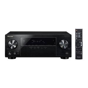 Pioneer VSX-531 (schwarz) - 5.1 AV-Receiver (130 W/Kanal, HDCP 2.2, HiRes-Audio, USB, Bluetooth)
