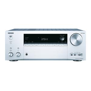 Onkyo TX-NR676-S - 7.2-Kanal AV-Netzwerk-Receiver (silber) (2x 165 W, LAN, WLAN, Bluetooth)