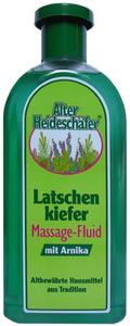 Latschenkiefer Massage-Fluid, Alter Heideschäfer, 2 x 500 ml