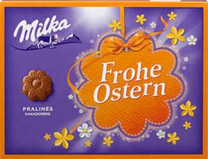 MILKA  Oster-Pralinés