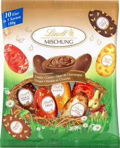LINDT  Schokoladen-Eier