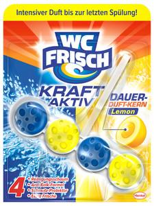 WC frisch Kraft-Aktiv Lemon Duftspüler 1 Stück