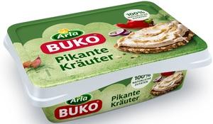 Arla Buko Pikante Kräuter Frischkäse 67% Fett 200 g