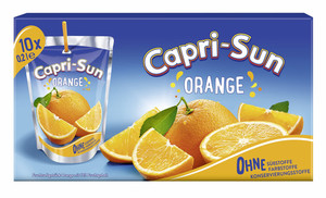 Capri-Sun Orange 10x 0,2 ltr