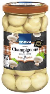 EDEKA Champignons 1. Wahl ganze Köpfe 330 g