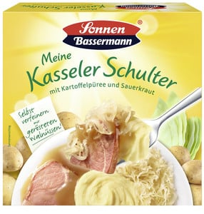 Sonnen Bassermann Mein Kasseler Schulter 480 g