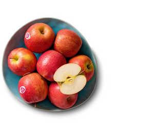 italienische Tafeläpfel  »Pink Lady«