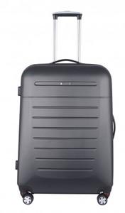 TrendLine Koffer-Trolley schwarz 70 cm