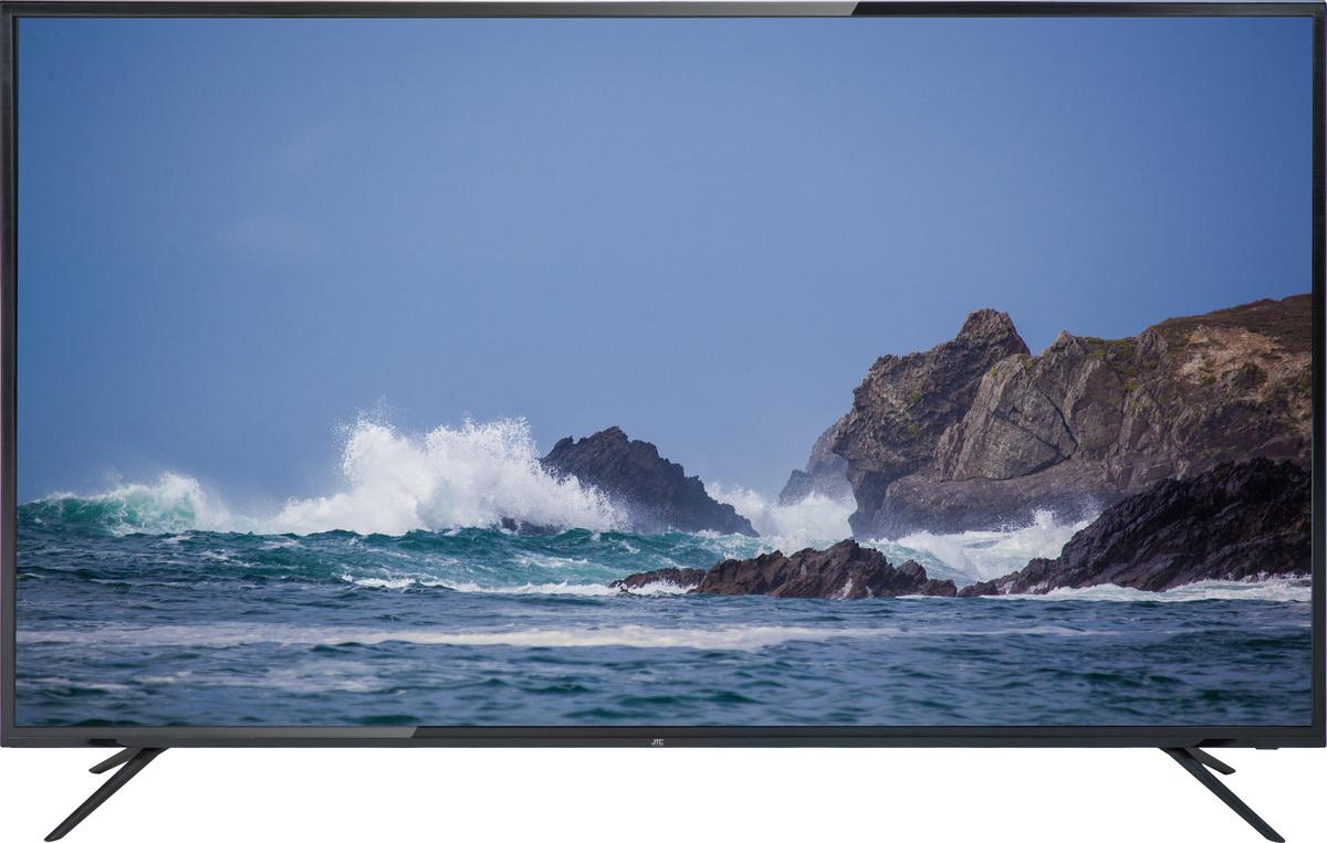 Bild 1 von JTC 4K Ultra HD LED TV 139 cm (55 Zoll) Nemesis 5.5N UHD Smart TV, Triple Tuner