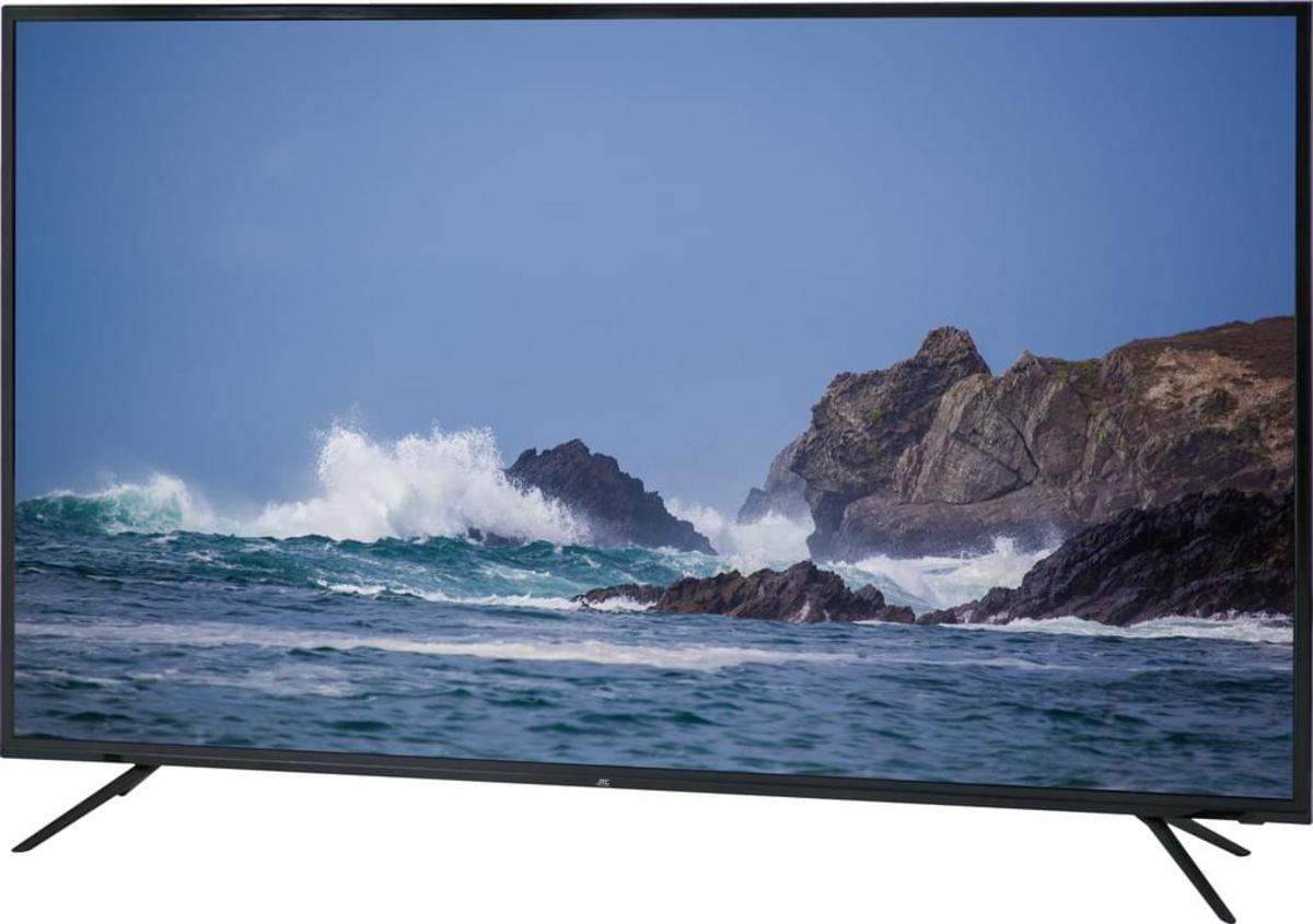 Bild 2 von JTC 4K Ultra HD LED TV 139 cm (55 Zoll) Nemesis 5.5N UHD Smart TV, Triple Tuner
