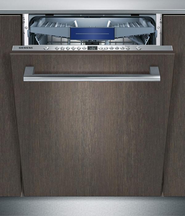 Siemens Spüler vollintegriert 60cm iQ300 SX636X01KE