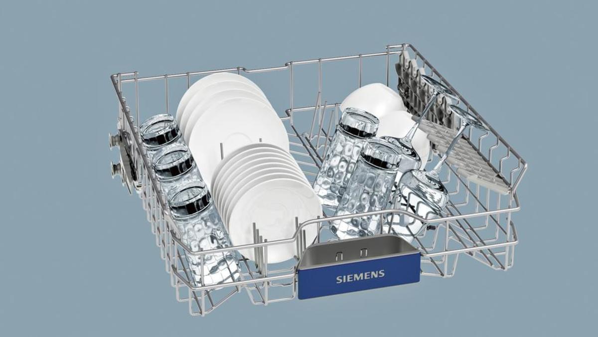 Bild 4 von Siemens Spüler vollintegriert 60cm iQ300 SX636X01KE
