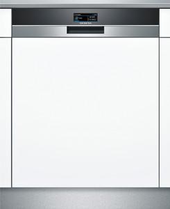 Siemens Spüler 60cm integriert Edelstahl iQ700 SN578S36TE