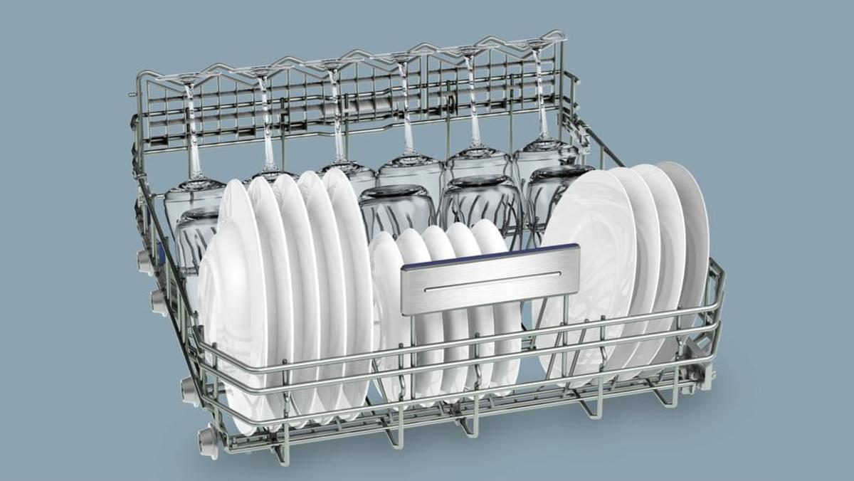 Bild 5 von Siemens Spüler 60cm integriert Edelstahl iQ700 SN578S36TE