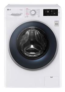 LG Waschmaschine F 12 WM6 TS1 mit Allergiker-Programmen und Dampf-Funktion