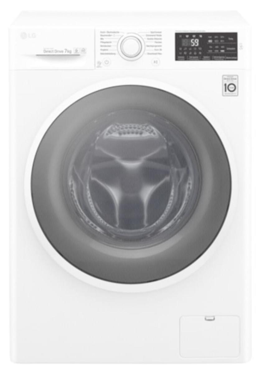 Bild 2 von Lg Waschmaschine Titan  A+++ -30% F 14 Wm7 En0