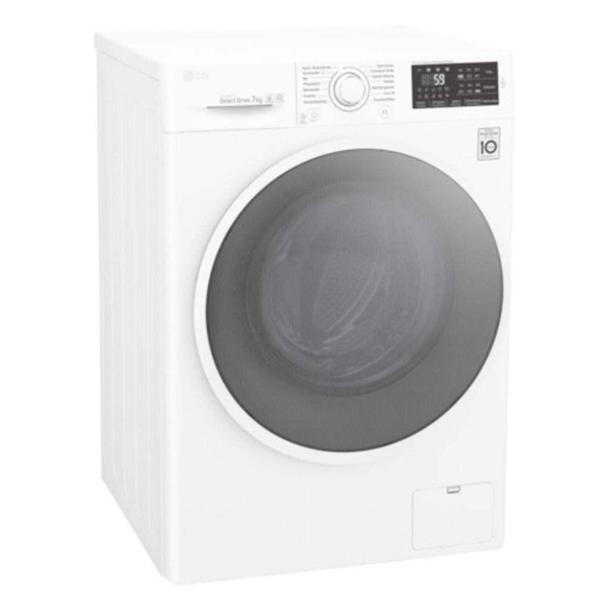 Bild 3 von Lg Waschmaschine Titan  A+++ -30% F 14 Wm7 En0