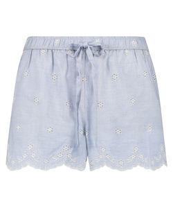 Hunkemöller Shorts Woven Blau