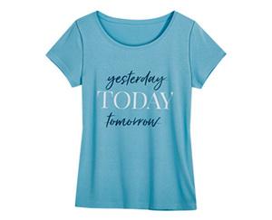 blue motion Shirt