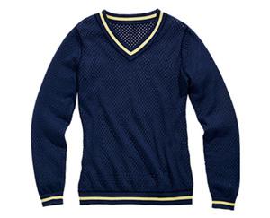 blue motion Sommer-Cardigan oder -Pullover
