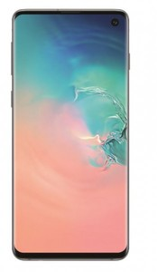 Samsung Galaxy, S10, 126 GB ,  prism white