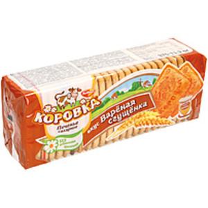 """Kekse """"Korovka"""" mit Geschmack von karamellisierter gezuckert..."""