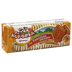 "Kekse ""Korovka"" mit Milchgeschmack"