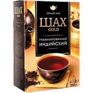 Gold Schwarzer indischer Tee, granuliert
