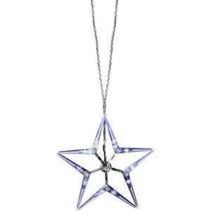 Lichtervorhang-Sterne Außen 24 V 80 LED Kalt-Weiß Polarlite