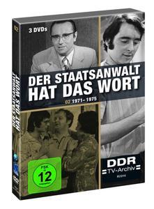 Der Staatsanwalt hat das Wort - Box 2 (DVDs)
