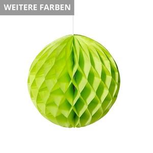 Honeycomb Ball Wabenbälle 25 cm